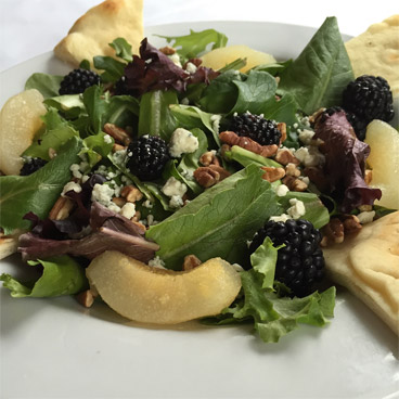 Black & Blue Salad